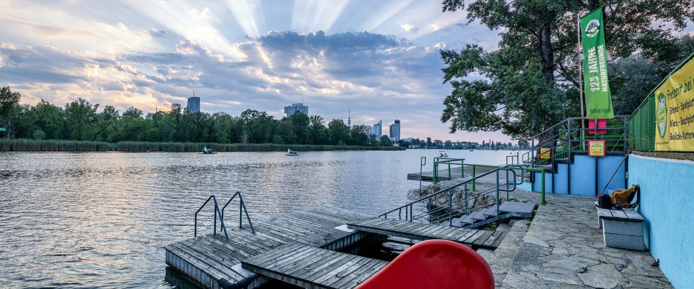 Alte Donau. Foto: Doris List-Winder/Naturfreunde Österreich