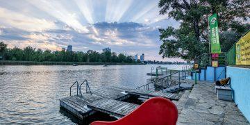 44 Zum Sport- und Freizeitzentrum Alte Donau
