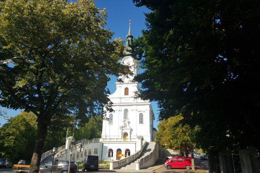 Kaasgrabenkirche aus der Nähe. Foto: Regina Hrbek/Naturfreunde