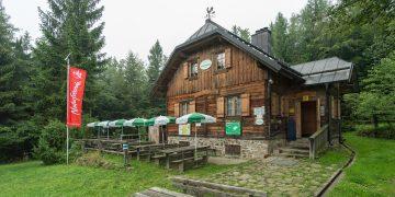 7 Wanderung zur Gföhlberghütte