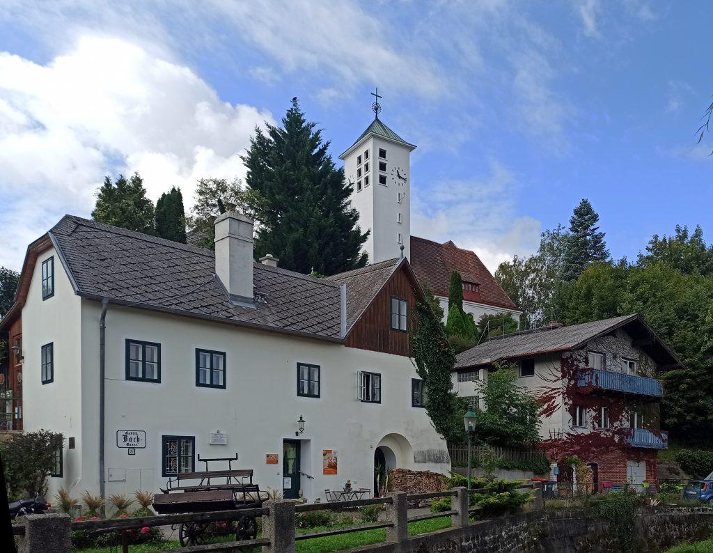 Gablitz, Bachgasse. Foto: Clemens Novak
