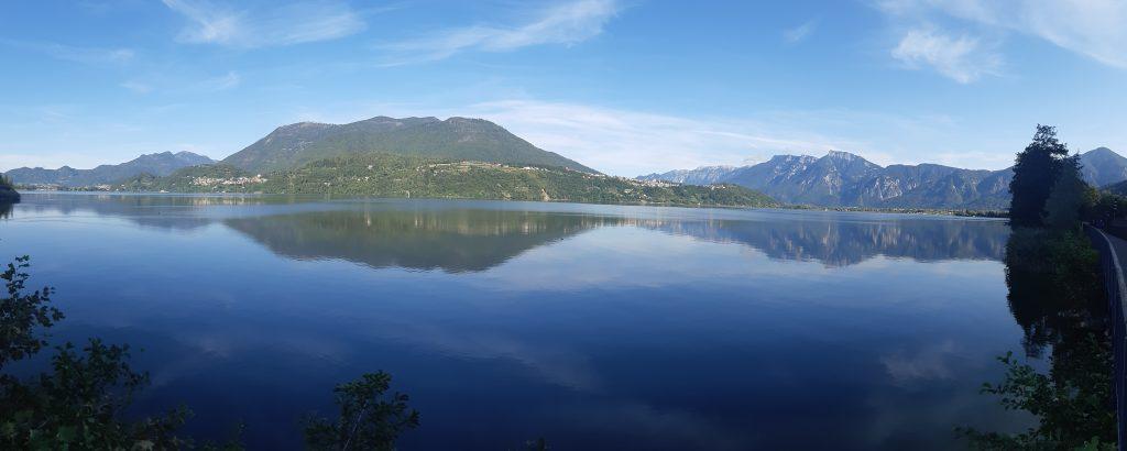 Caldonazzo See / Lago di Caldonazzo. Foto: Konrad Gwiggner