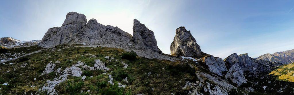 Das Steinerne Tor von der Nordseite. Foto: Konrad Gwiggner