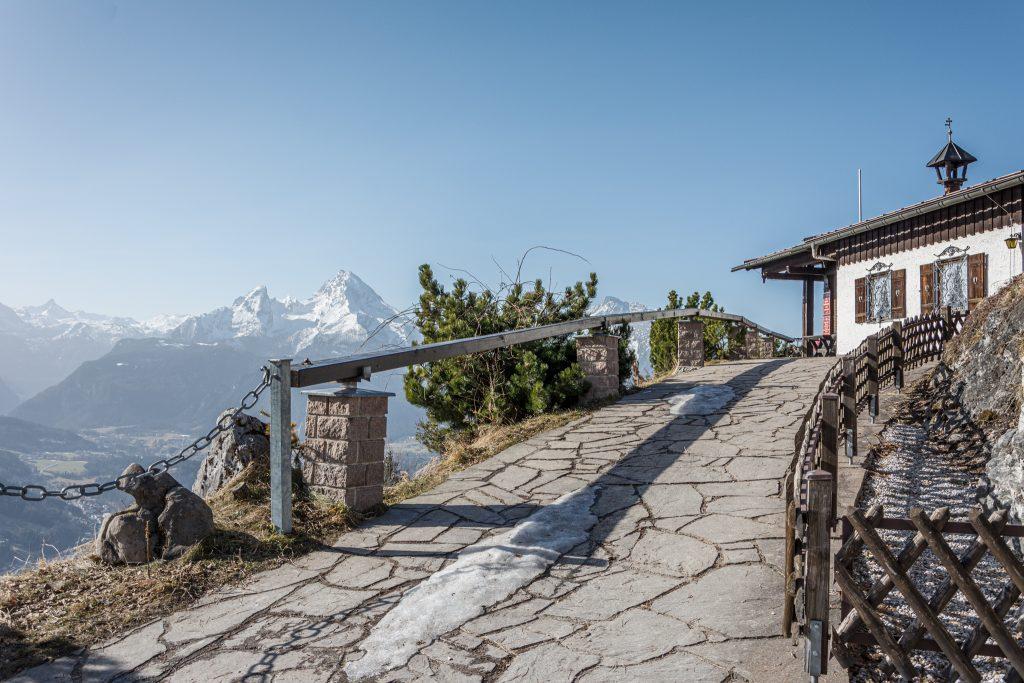 Die Paulshütte auf der Kneifelspitze. Foto Alpine Pearls
