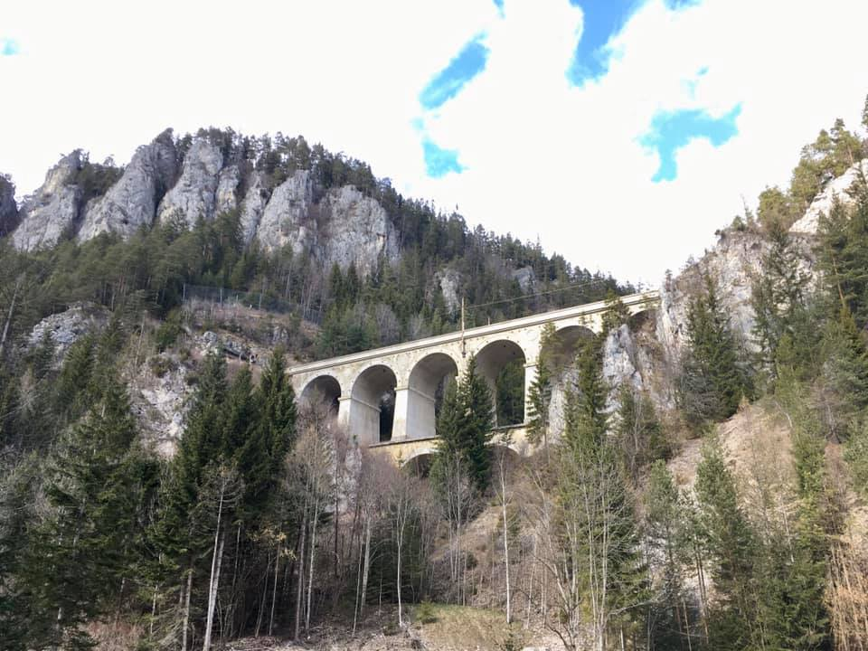 Kaltenbachviadukt. Foto Veronika Schöll