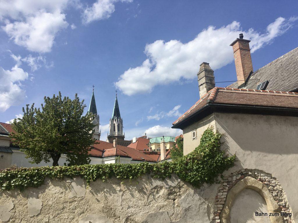 Stift Klosterneuburg. Foto Veronika Schöll