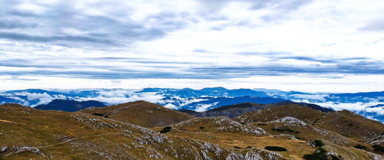 Wolkenpanorama. Foto: Birgit Matzinger
