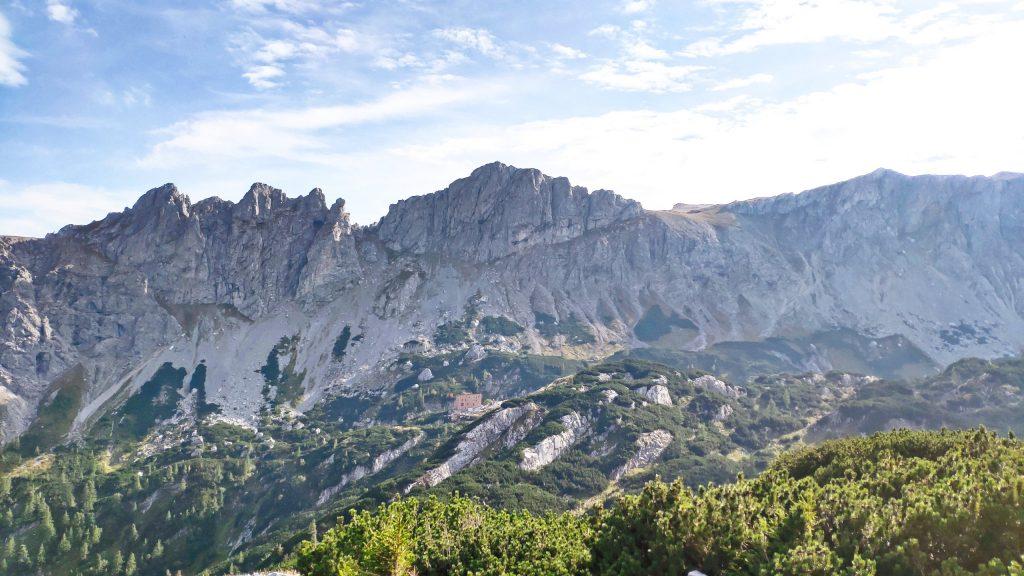 Panorama am Weg zur Voisthalerhütte. Foto: Birgit Matzinger