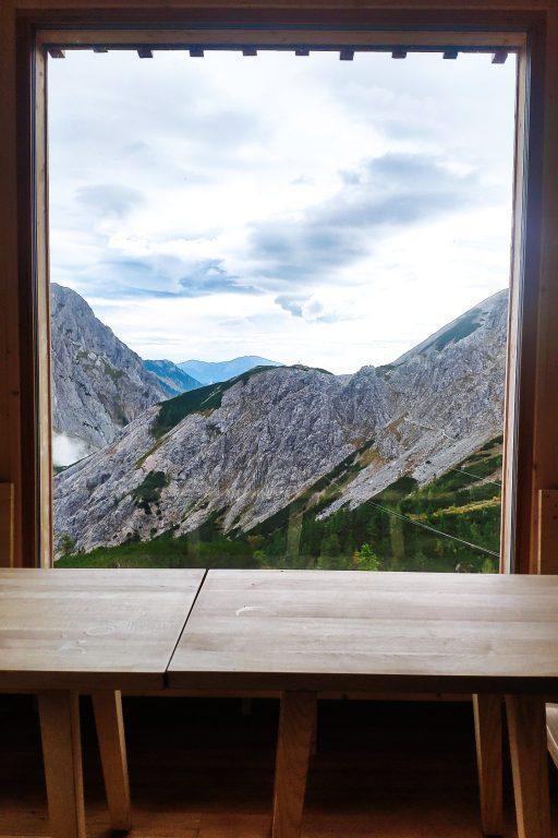 Die neue Voisthalerhütte 2. Foto: Birgit Matzinger