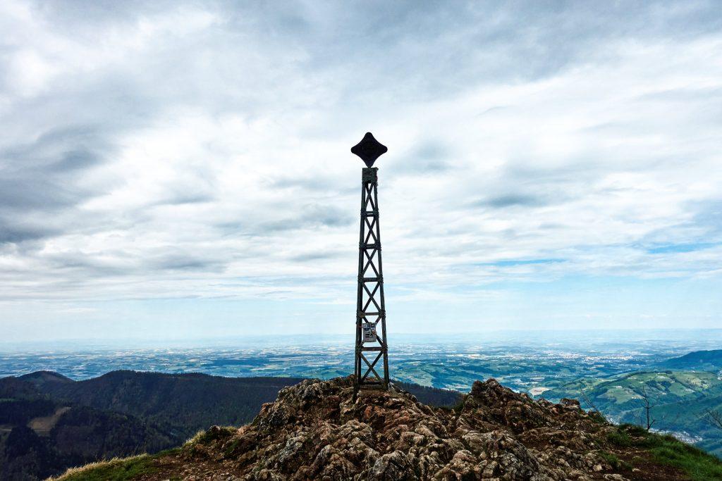 Gipfel Schoberstein