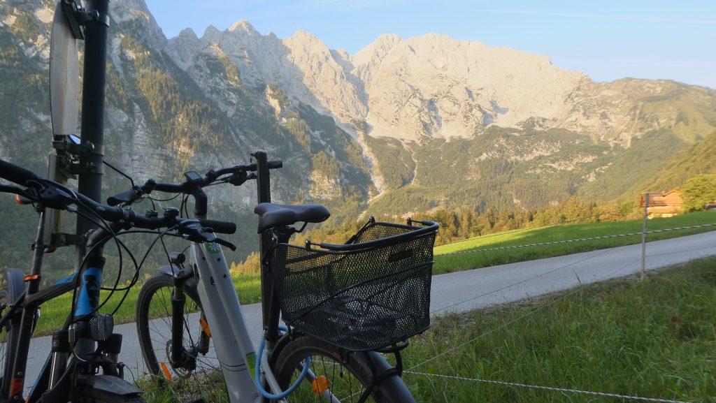 Unsere Räder. Foto: Karl Plohovich