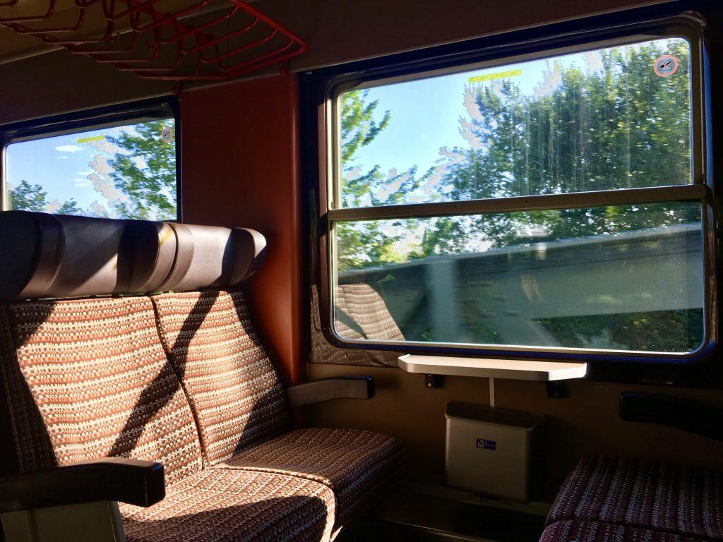 Bahn-Nostalgie. Foto: Stefan Hochhold