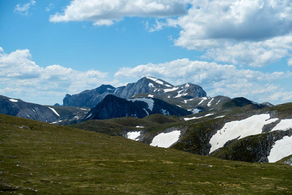 Gipfelschau im Hochschwab. Foto Martin Heppner